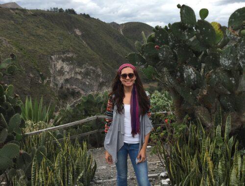 Natuur in Ecuador