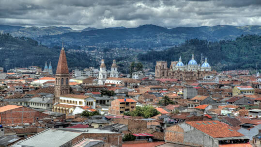 Cuenca view