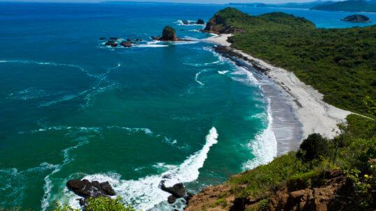 Pacific Ocean Ecuador