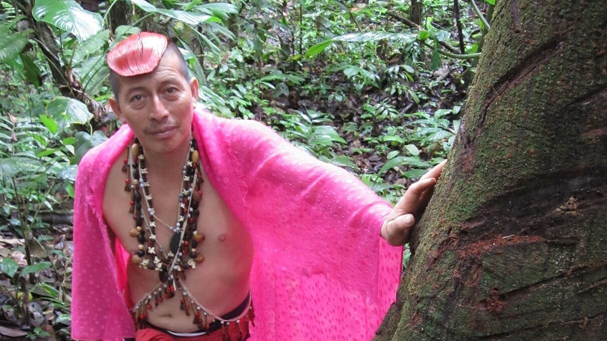 commune in the Ecuadorian jungle