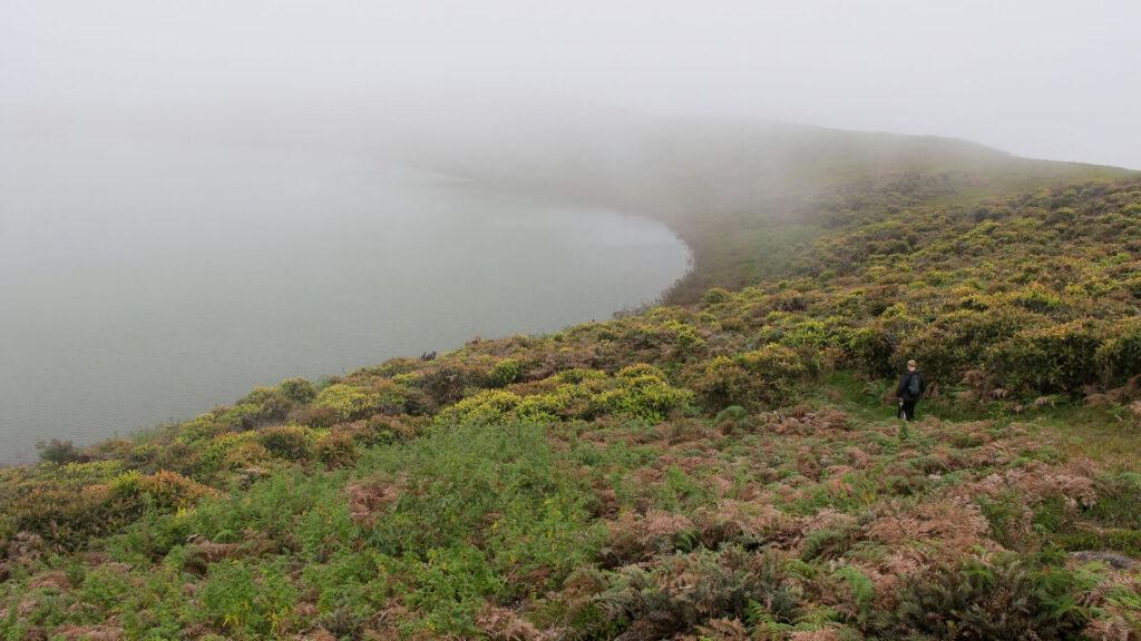El Junco lagoon - Galapagos