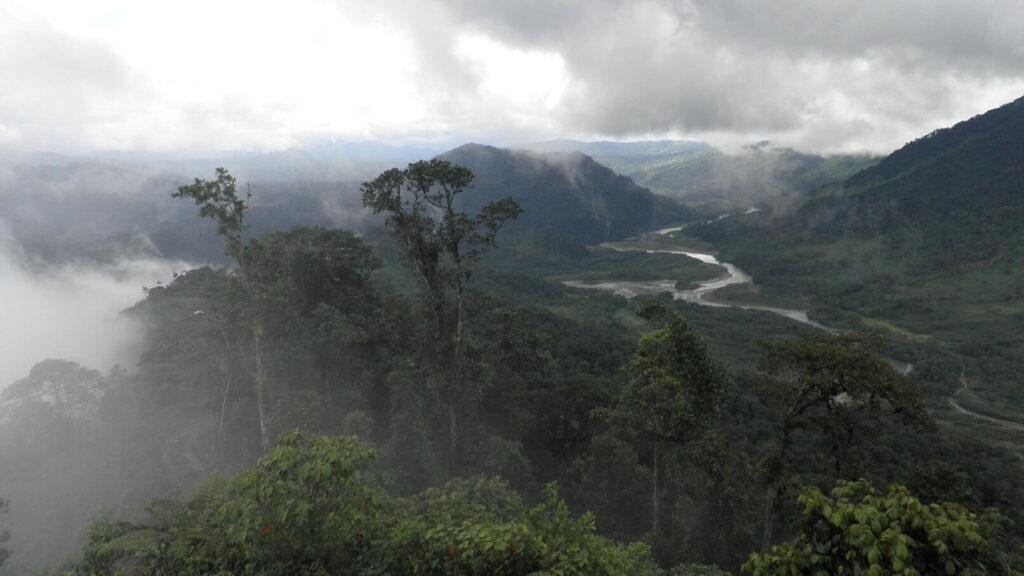 Sangay - Ecuador