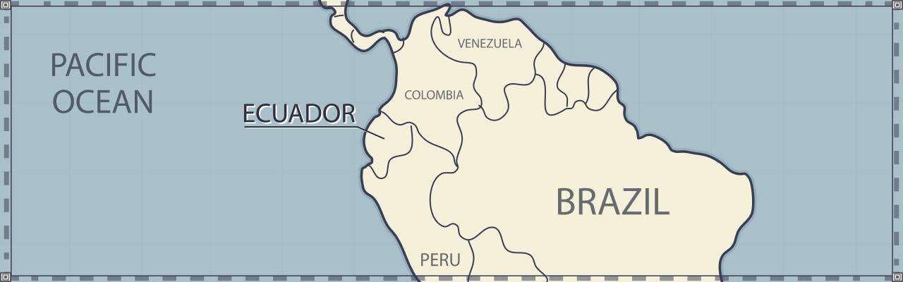 Ecuador Location