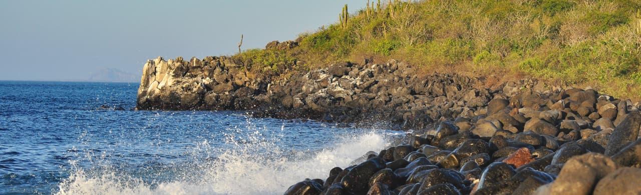 Galápagos History