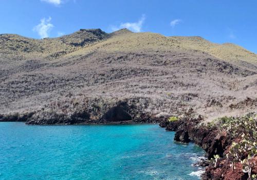 Isla Santa Fé Galapagos