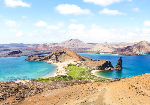 Isla Bartolomé Galapagos