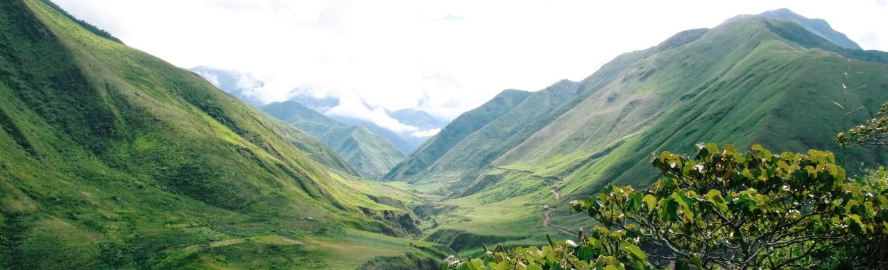 Incan sites ecuador