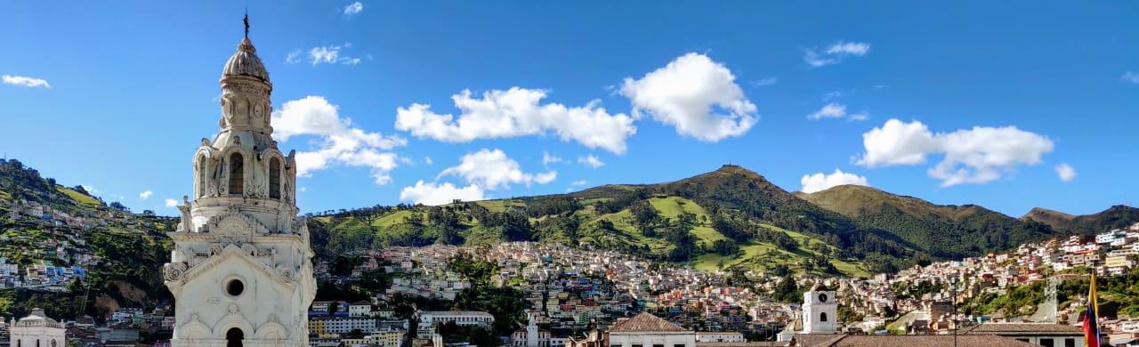 Safety in Quito Ecuador
